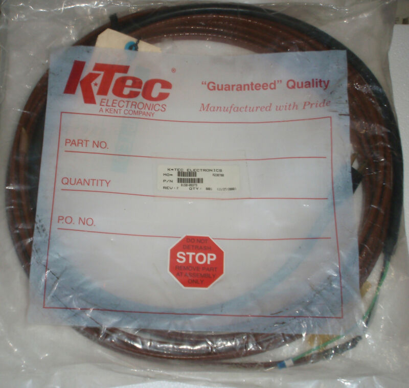 Applied Materials 0150-09373 Cable Heated Gas Line Chamber B