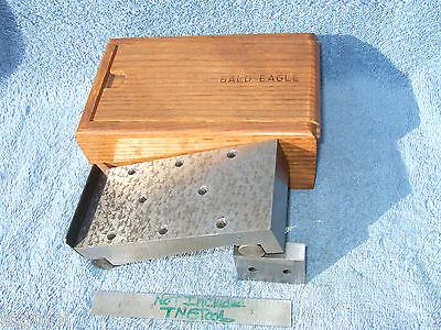 Sine Plate Bald Eagle Sine Plate 3x6 Toolmaker Machinist Grind Inspect Edm Mill