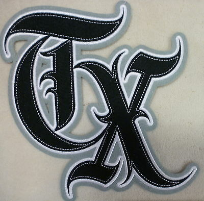 "Dyse One Iron On Patch ""Texas"""
