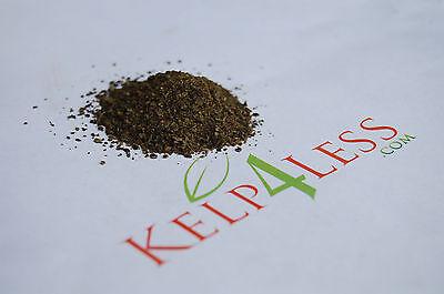 North Altlantic Fresh dry Kelp MEAL 5 lbs FREE SHIP Seaweed Soil Fertilizer Feed