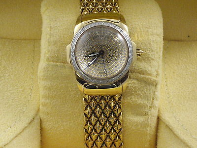 "INVICTA W/3.06 GORGEOUS DIAMONDS ""NEW"" LIMITED EDITION BOX & PAPERS"