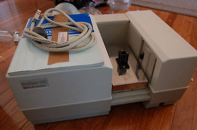Shimadzu Uv Spectrophotometer Multispec-1501 Dad Photo