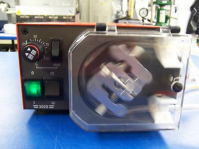 7008 Watson Marlow 302s Pump Max Rpm 55 Fixed