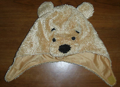 Disney Store WINNIE THE POOH Halloween Costume INFANT HAT Bear Cosplay - Pooh Bear Mask