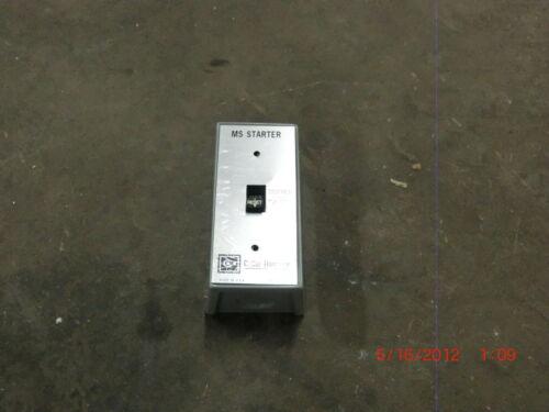 MST01SN Cutler-Hammer Motor Starter Switch