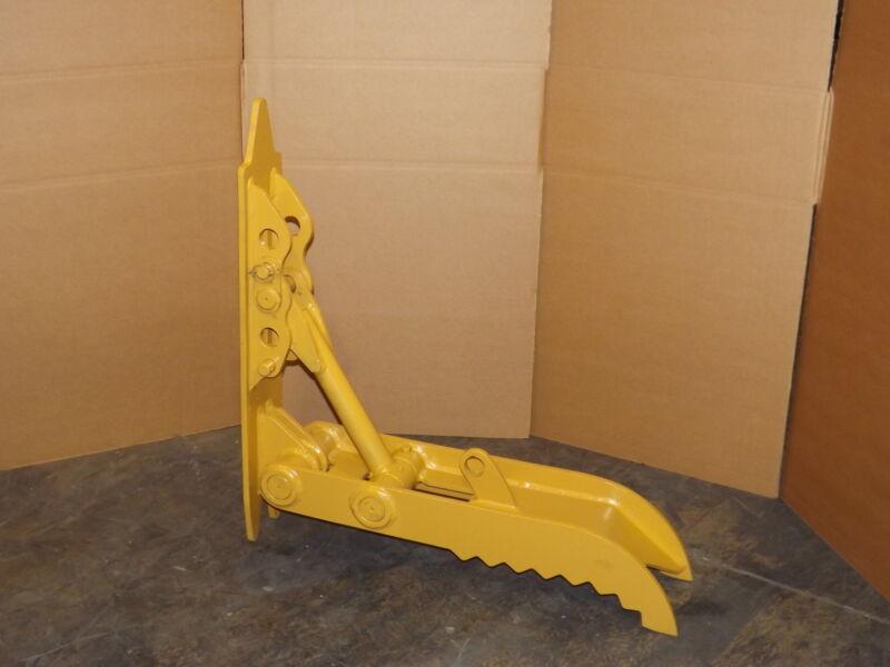 """New 8"""" X 28"""" Heavy Duty Mechanical Thumb For Mini-excavators"""