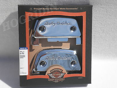 Harley touring flht dyna softail passenger footboard floorboard cover covers kit