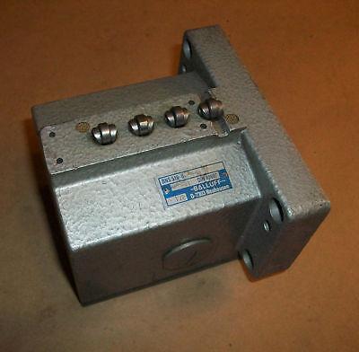 Balluff Programmable Limit Switch Bns519-b4r16-100-11