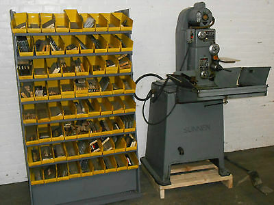 Sunnen Mbb-1600 Precision Honing Machine With Tooling