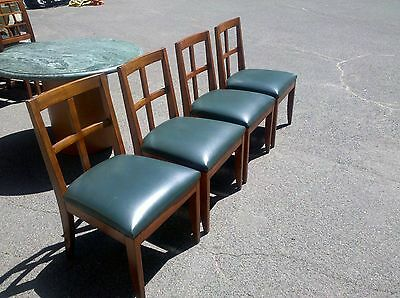 Conference Room Or Guest Chairs Wood Frames Wleather Cushion Wedeliverlocallyca