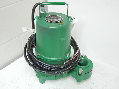 Hydromatic Spd100mh4 New Submersible Sumpeffluentsewage Pump 1hp 3ph Spd100mh4