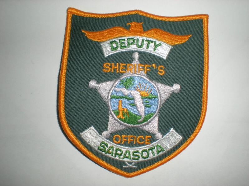 SARASOTA, FLORIDA SHERIFF