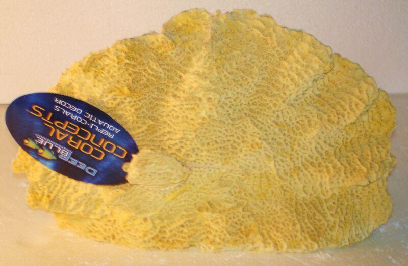 Deep Blue Professional  Coral Concepts Lettuce Coral   REPLICA