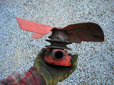 Allis Chalmers Ca Tractor Ac Engine Motor Water Pump Fan Blade