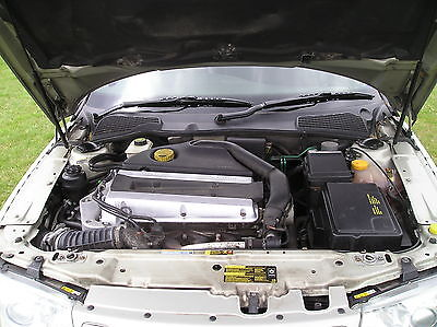 Saab 9-5 AERO / 9-3 VIGGEN engine B235R 2.3 litre.Sump Removed/cleaned.2002my for sale  Doncaster