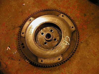 Allis Chalmers Ca Tractor Ac Engine Flywheel Ring Ready To Use