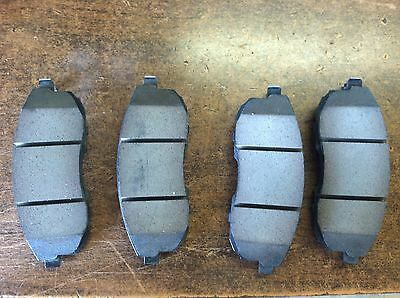 NEW OEM NISSAN FRONT BRAKE PADS 07 12 ALTIMA ALL  07 12 SENTRA 25 CVT ONLY