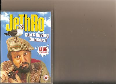 JETHRO STARK RAVING BONKERS DVD LIVE STAND UP COMEDY ()