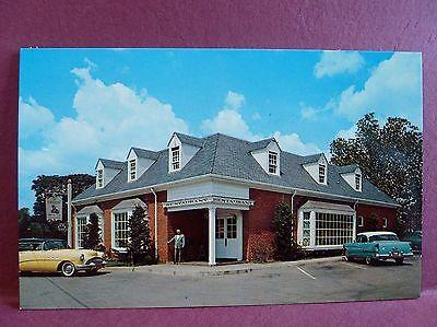 Old Postcards of Lafayette Steak & Seafood House Restaurant Williamsburg, VA
