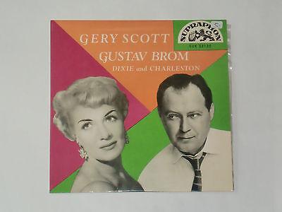"""GERY SCOTT & GUSTAV BROM -Dixie And Charleston- 7"""""""