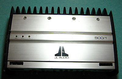 JL Audio 500/1 Car Amp Repair Service Flat Rate $95.00