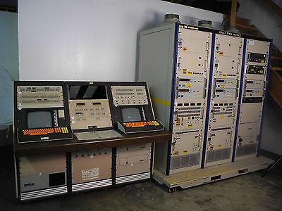 NASA ARTIFACT VPI Vehicle Power Interface Rack & Console Hubble Space Telescope