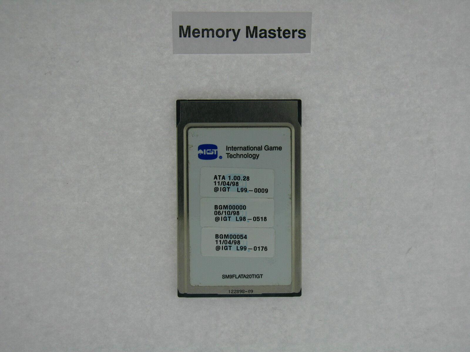 NEW 160MB PCMCIA ATA Flash Card