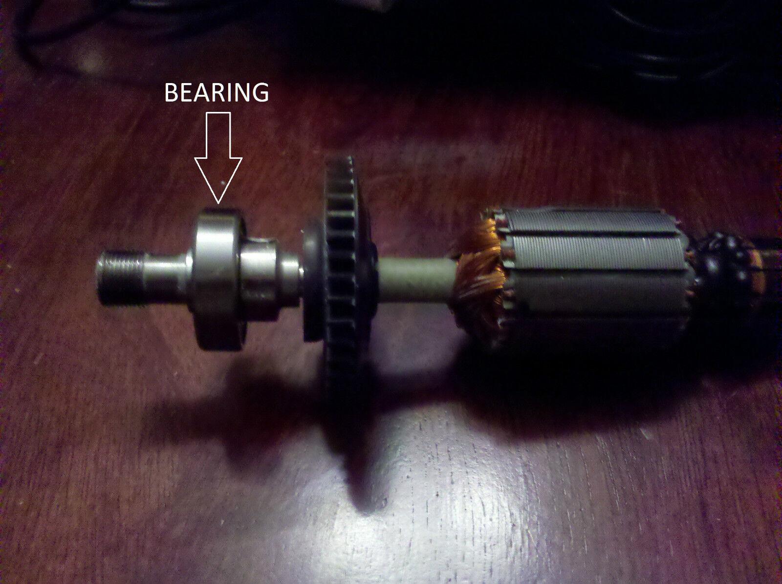 Repuesto Kit de rodamientos Bosch RotoZip Rz10 (rodamientos)