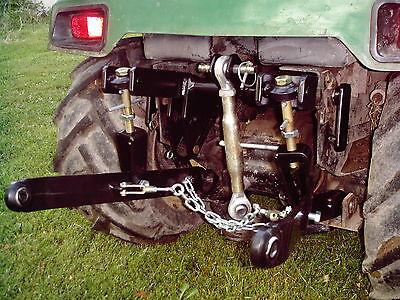 3 point hitch fit 318,322,330,332,420 430 John Deere CAT 0 Tractor Ruegg MFG