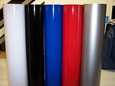 24 Sign Vinyl 5 Rolls 10each Color 50 Total