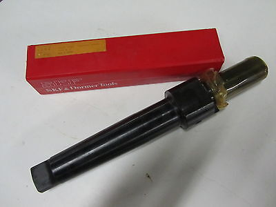 Skf Dormer Tools M162 E 1631 Morse Taper Shank Shell Reamer Arbor Mts 5
