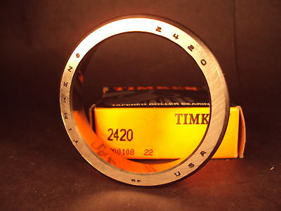 Timken 2420 Tapered Roller Bearing Single Cup