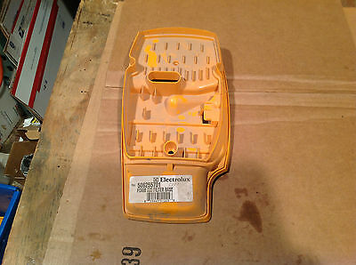 Husqvarna 506255701 Foam Filter Base Yellow Concrete Cut Off Saw Part