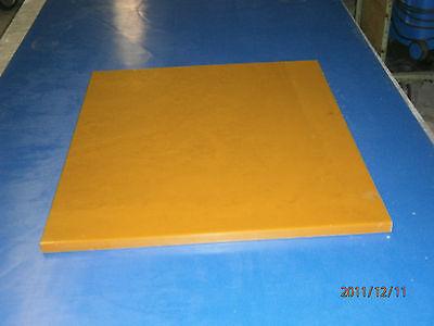 Rüttelmatte 800 x 500 x 10 mm f. Rüttelplatte,  ( Vulkollan ) 80 x 50 cm aus PUR