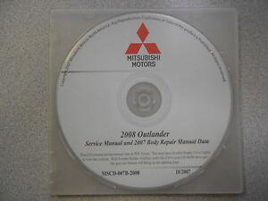 mitsubishi outlander repair manual ebay rh ebay com 2006 Mitsubishi Outlander 2005 Mitsubishi Outlander