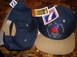 507d7010096 USA OLYMPIC OLYMPICS 1996 DREAM TEAM LOGO7 90 S HAT CAP VINTAGE SNAPBACK