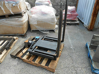 Raymond Electric Fork Truck Attachment 48 Narrow Forks