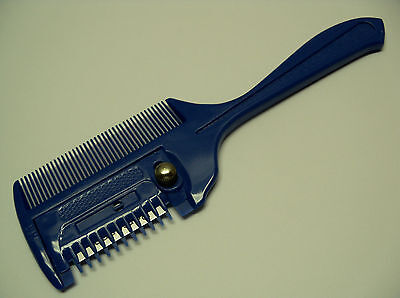 3 Piece TOUGH 1 Horse /& Pony SHOW Tail /& Mane Grooming Kit Combs Thinning Razor