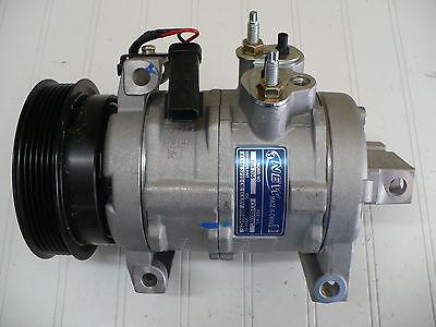 New A/C AC Compressor for 2005-2008 Chrysler 300 (5.7L, 6.1L)