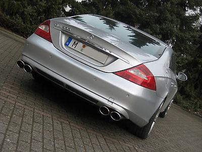 MH-DEZENT Heckschürze Heckblende Mercedes CLS 280 CLS 320 CDI  CLS 350  W219