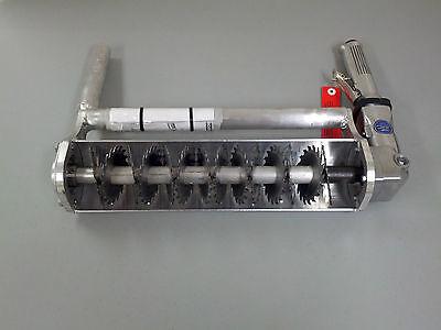 16 Foam Planer W Carbide Blades - Air Motor - Spray Foam Planer
