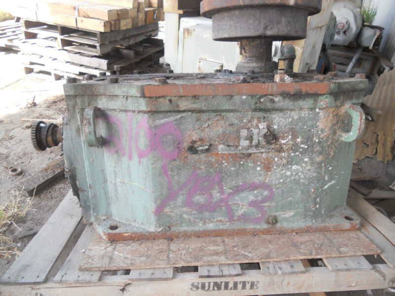 FALK GEAR REDUCER MIXER 2100YBX3  31-1