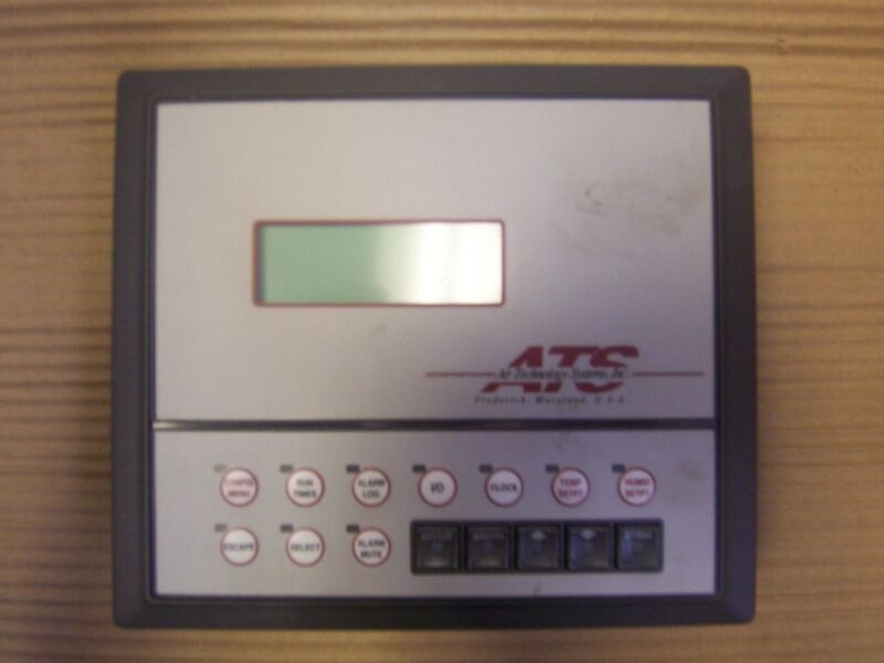 ATS AIR TECHNOLOGY SYSTEMS INC PCOIAT0CBB DIGITAL CONTROLLER