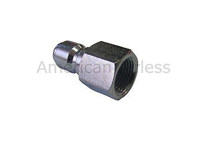 38 Fpt Pressure Wash Plug Pressure Washing Plug 38