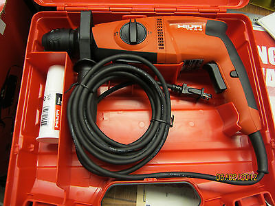 Hilti Te 2-s Rota Ry Hammer Drill New Never Used Very Nice Fast Shipping