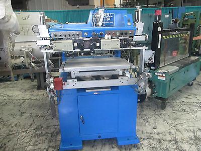 Autoroll Exactra 27 Screen Printing Press