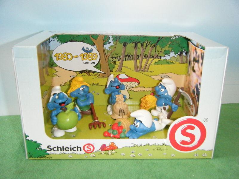 SCHLEICH SMURF1980