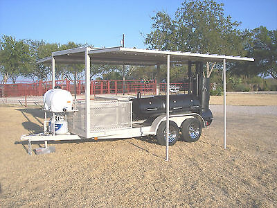 Bbq Pit Trailer | Owner's Guide to Business and Industrial