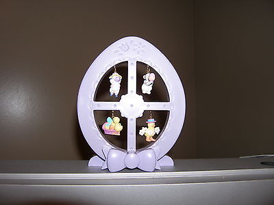 Easter Egg Stand with Miniature Ornaments Avon NIB ()