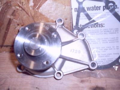 Iseki Tl1900 Tl1901 Tl2100 Tl2101 Tl2301 Tl2700 Tl2701 Tractor Water Pump